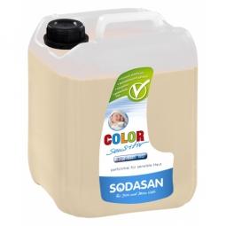 COLOR SENSITIV Folyékony mosószer színes ruhákhoz, illóolajmentes 5 L