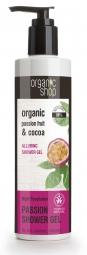 Organic Shop - Érzéki éjszaka - Tusoló gél, 280 ml