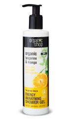 Organic Shop - Mandarinos vihar - Tusoló gél, 280 ml