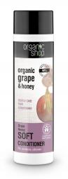 Organic Shop - Szőlős méz - Hajkondicionáló, 280ml