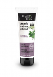 Organic Shop - Barbadoszi SPA pedikűr - Vaj lábra, 75 ml