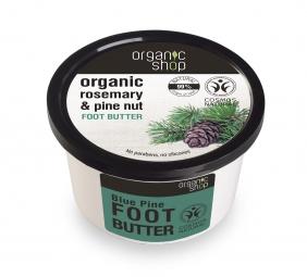 Organic Shop - Lápáboló vaj, Rozmaring és fenyő, 250 ml
