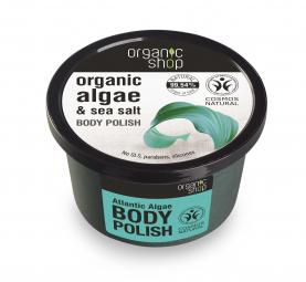 Organic Shop - Testradír atlanti algákból, 250 ml