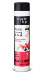 Organic Shop - Fürdőhab, Gyümölcsös élvezet, 500 ml