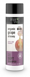Organic Shop ECO - Szőlős méz - Sampon, 280 ml