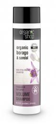 Organic Shop ECO - Srí Lanka kincse - Sampon, 280 ml