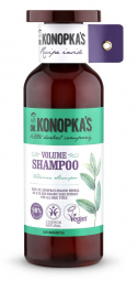 Dr.Konopka´S - Volumennövelő sampon, 500 ml