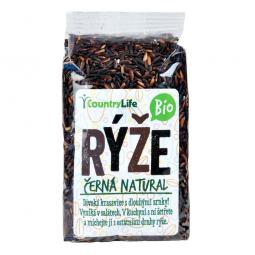 Fekete rizs natural 500 g BIO