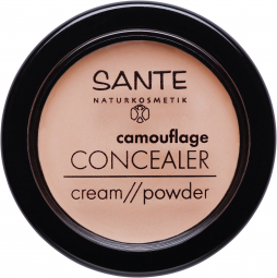 Camouflage krémes korrektor, 02 - Sand, 3,4 g