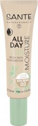All Day Moisture 24h Fresh Skin make-up, 03, Sunny beige, 30 ml