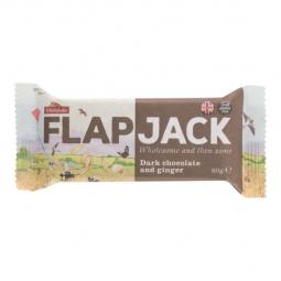 Flapjack zabszelet, csokoládé gyömbérrel, gluténmentes, 80 g