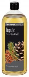 BIO folyékony szappan kézre, Herbal Sandal, 1l