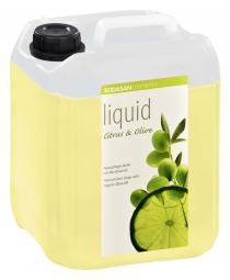 BIO folyékony szappan kézre, Citrom - Olíva, 5l
