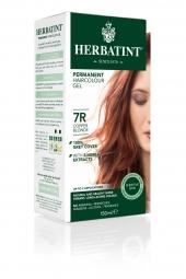 HERBATINT tartós hajfesték - rézszőke 7R