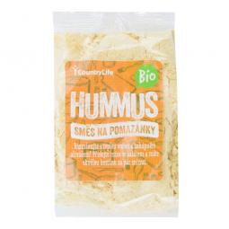 Hummusz, keverék kenőkre, 200 g, BIO