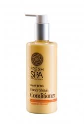 BANIA DETOX Természetes hajmegújító kondicionáló mézzel, roncsolt hajra