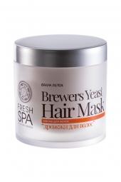 BANIA DETOX Erősítő hajmaszk sörélesztővel