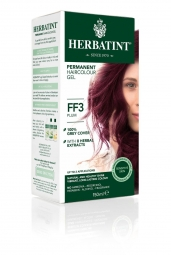 HERBATINT tartós hajfesték - szilva FF3