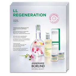 LL REGENERATION termékcsalád - MINTA
