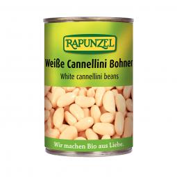 Rapunzel BIO Fehér bab konzerv 400 g