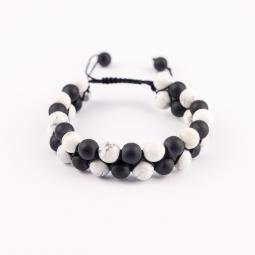 Karkötő - Black and White