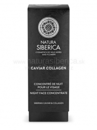 Caviar Collagen - éjszakai koncentrátum arcra 30ml
