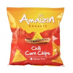 Chilis kukorica chips 75 g