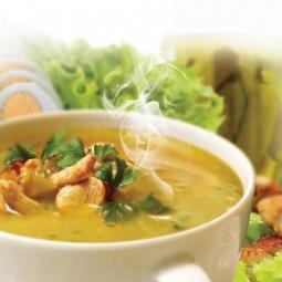 Express Diet Csirke ízesítésű leves, 55 g