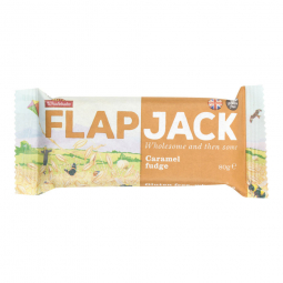 Flapjack zabszelet, karamella, gluténmentes, 80 g