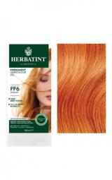 HERBATINT tartós hajfesték - Narancs FF6