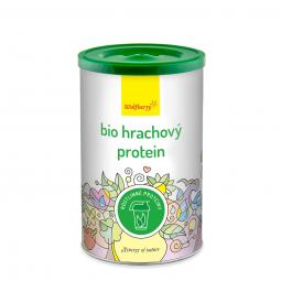 Borsó fehérje, BIO, 180 g, Wolberry *
