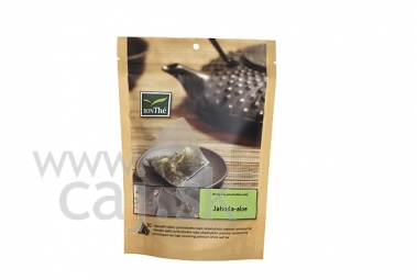 Filterezett tea - Eper-aloe
