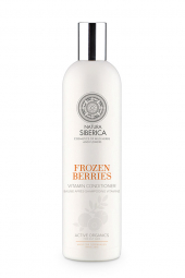 Siberie Blanche - Fagyott gyümölcsök - vitaminos kondicionáló