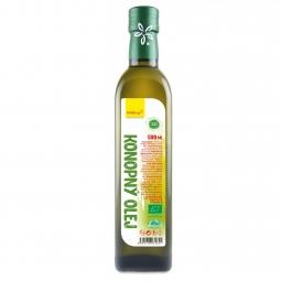 Kenderolaj, BIO, 500 ml, Wolfberry *