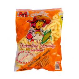 Lenmagos kukoricás pufi 80 g