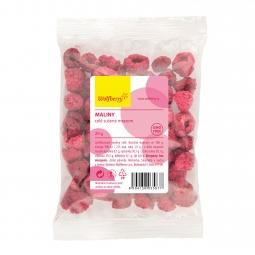 Liofilizált málna 20 g Wolfberry