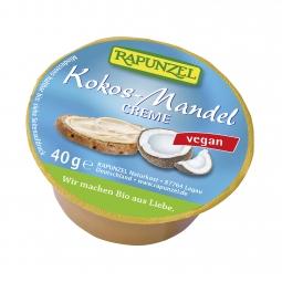 Mini kókuszos-mandulás krém, BIO, 40 g, Rapunzel *