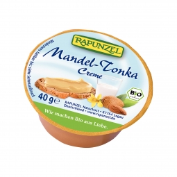 Mini Mandula-Tonka kenő, BIO, 40 g, Rapunzel *