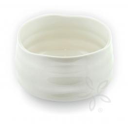 Cavani csésze Matcha teára Wolfberry / fehér