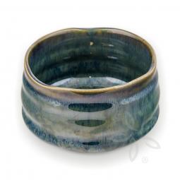 Cavani csésze Matcha teára Wolfberry / kék