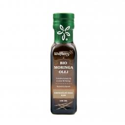 Moringa olaj BIO 100 ml Wolfberry *