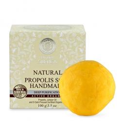 Természetes kézzel készített szappan propolisszal