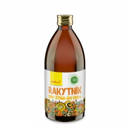 Homoktövis lé BIO 500 ml Wolfberry
