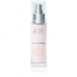 NATUPERFECT Anti-pigment és Fehérítő fluidum 50 ml