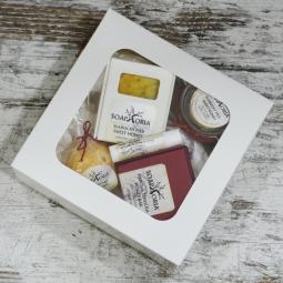 Zamatos méz - ajándék készlet