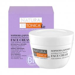 Natura Estonica - Japánakác - Arckrém normál és száraz bőrre 50 ml