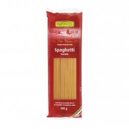 Spagetti, durum száraztészta, BIO, 500 g, Rapunzel *