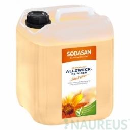 SENSITIVE Univerzális tisztítószer BIO növényi olajokkal 5 l