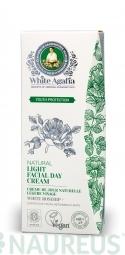White Agafia - Fiatalság megőrzése - Természetes könnyű nappali arckrém