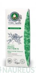 White Agafia - Fiatalság megőrzése - Tonizáló arcszérum, 30 ml